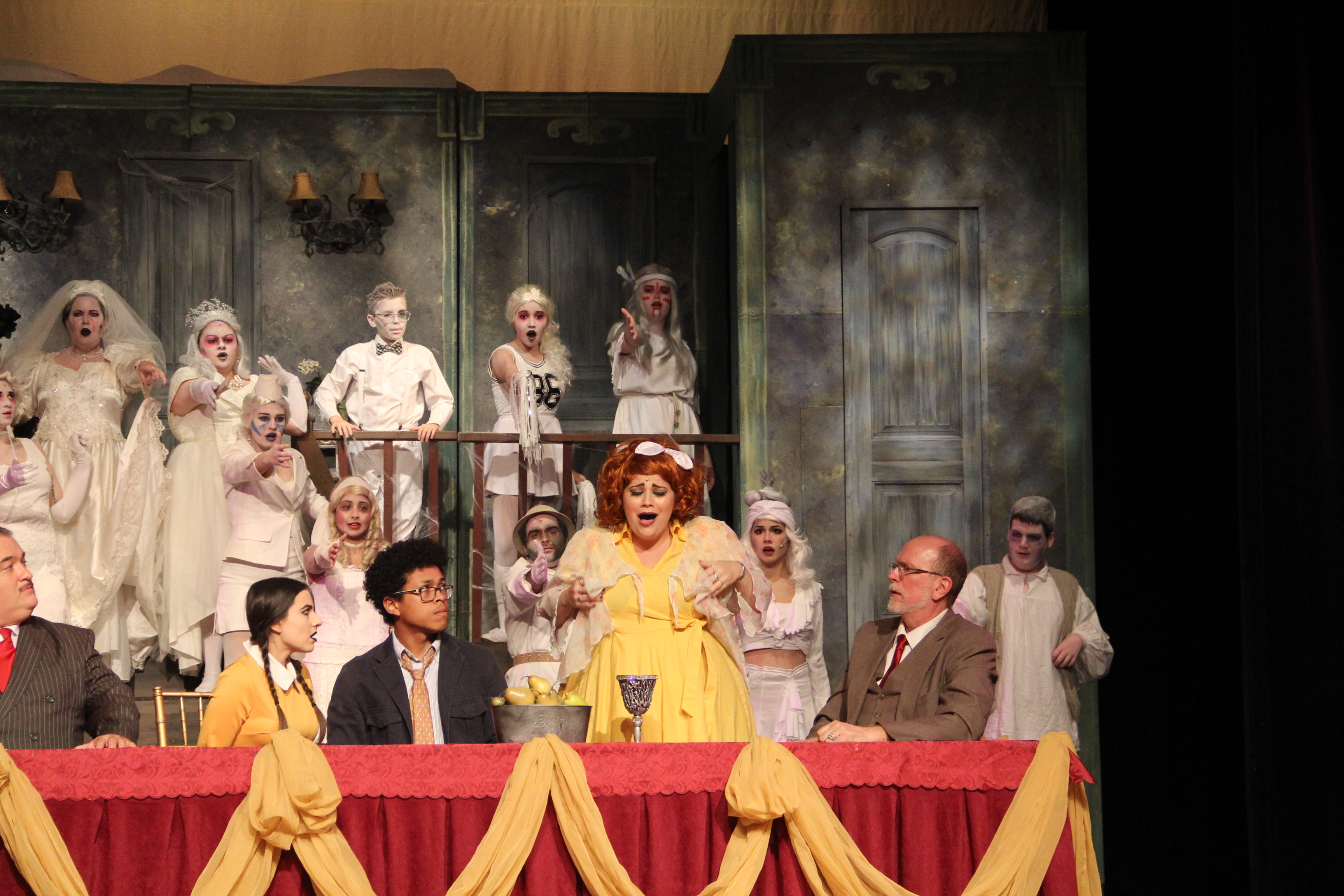 ADDAMS ACT ONE (704)