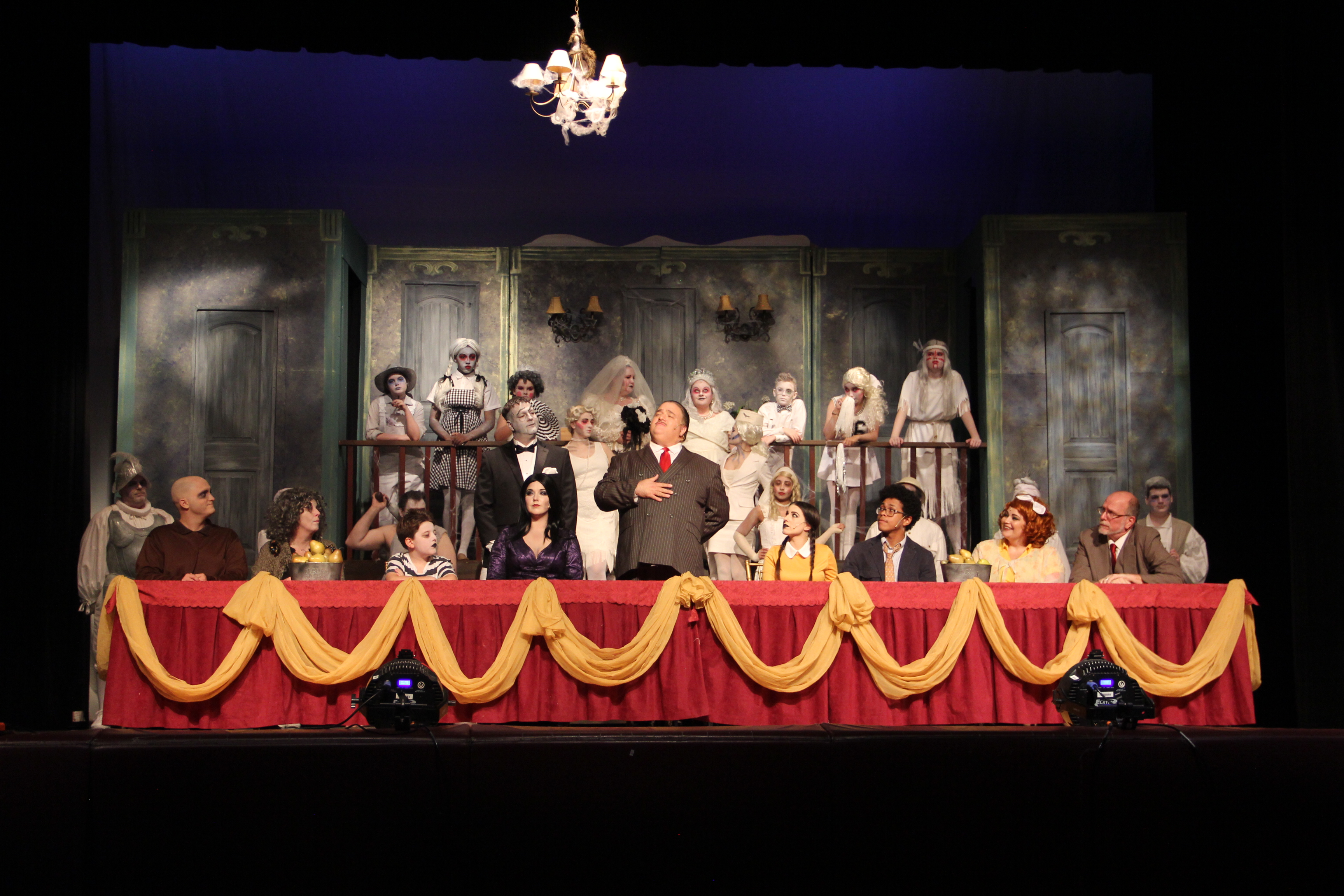 ADDAMS ACT ONE (649)