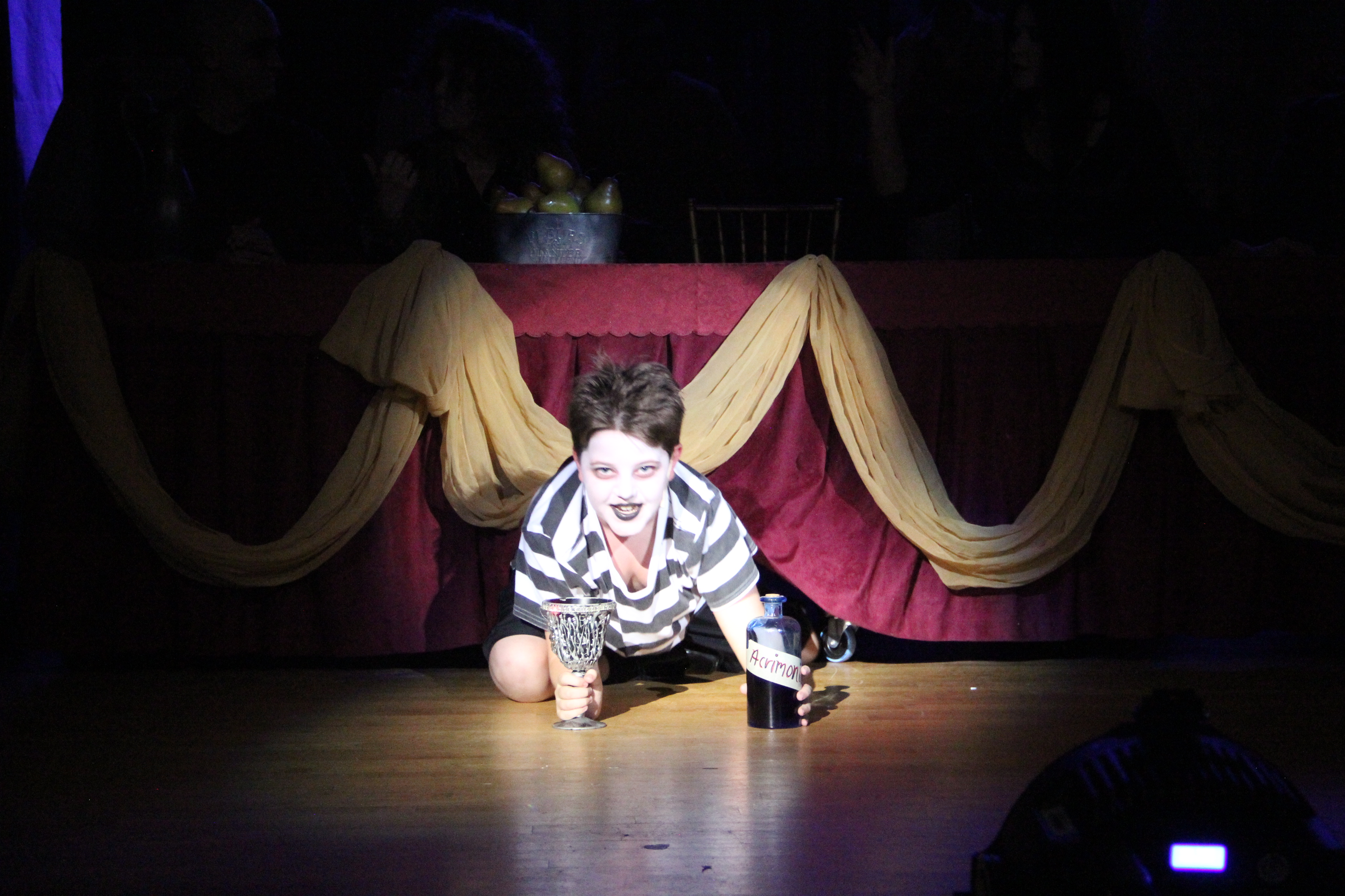 ADDAMS ACT ONE (690)