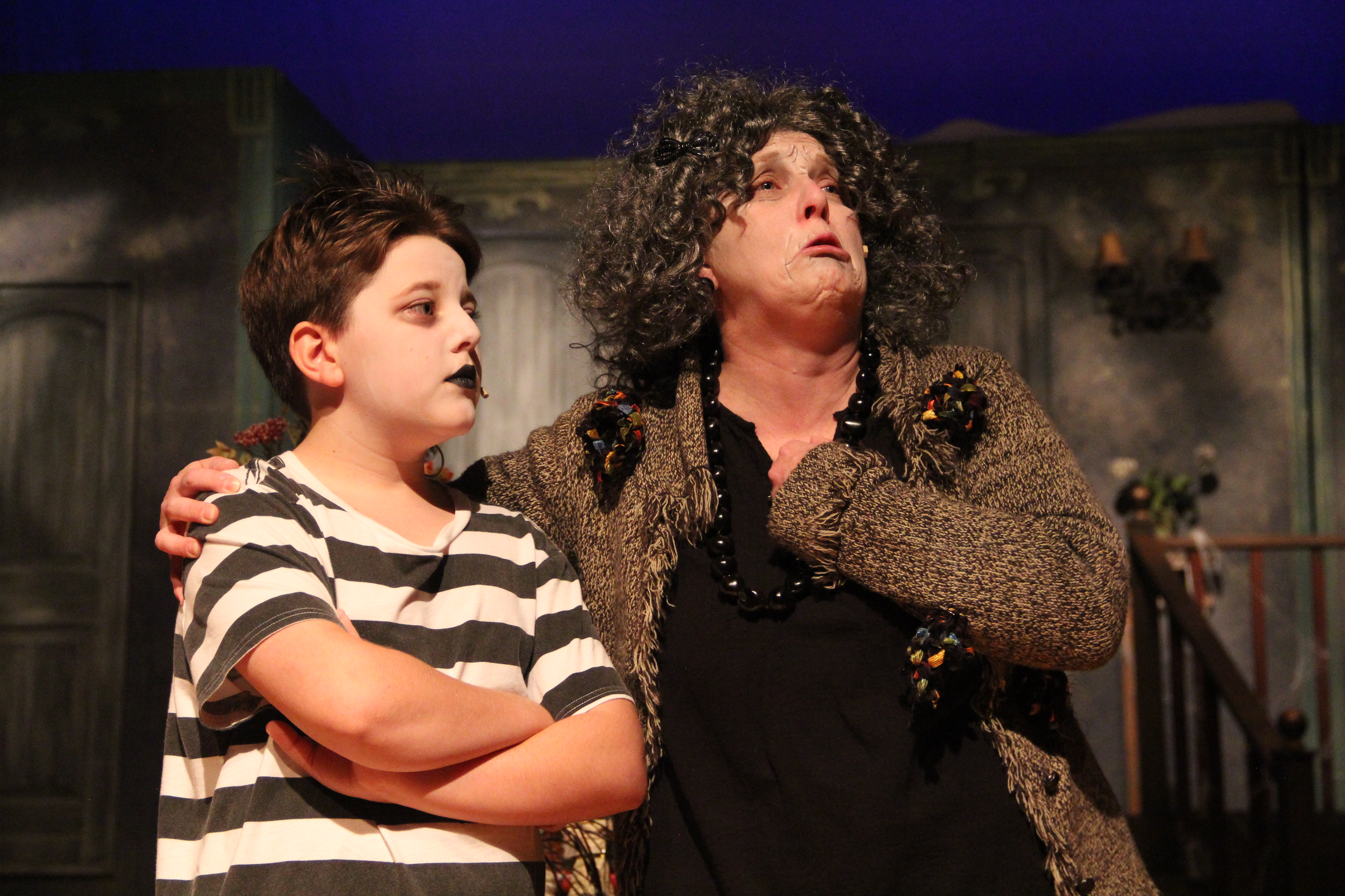 ADDAMS ACT ONE (640)