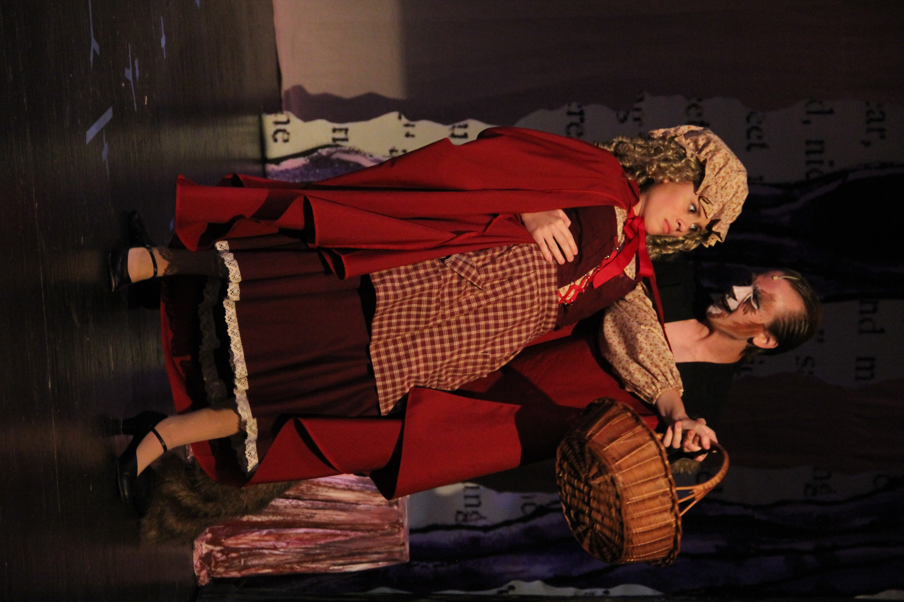 INTO THE WOODS ACT ONE (187)