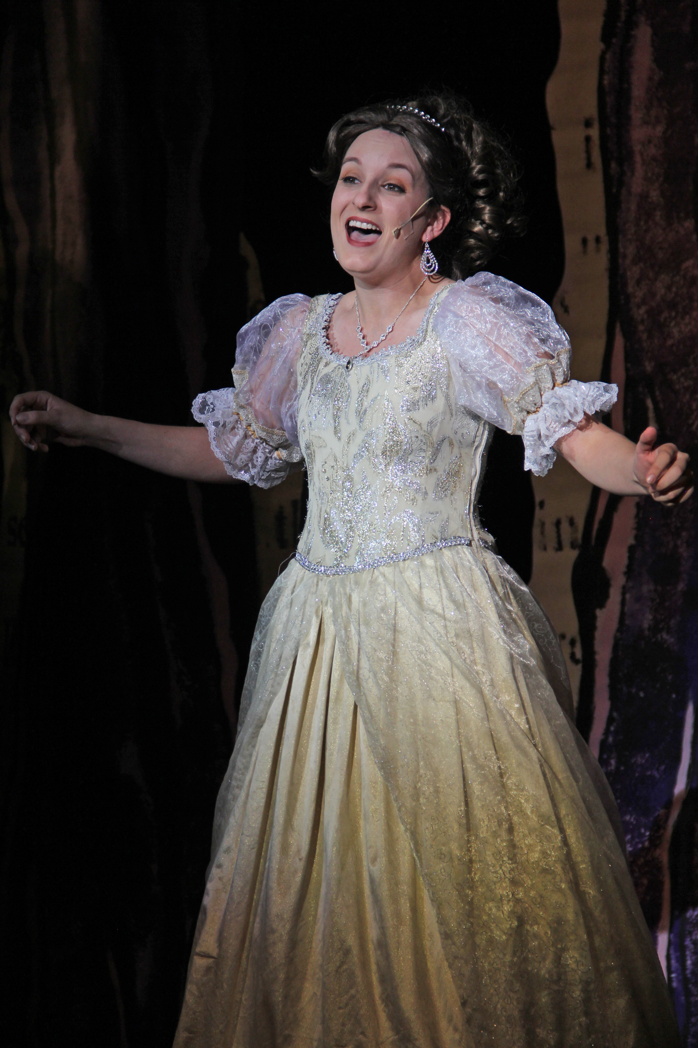 INTO THE WOODS ACT ONE (476)