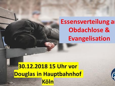 Gospel Church Termine von 30.12.2018 bis 06.01.2019