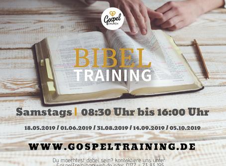 Bibeltraining 2019