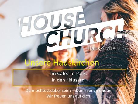 >>> DIESEN SONNTAG: KIRCHE IN DEN HÄUSERN <<< 06.01.2019