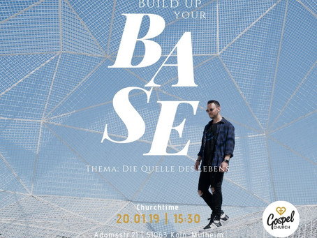 BUILD UP YOUR BASE
