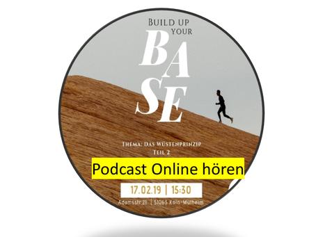 Wüstenprinzip Teil 2 Online Hören