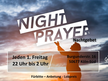 Nachgebet / Nightprayer 04.01.2019