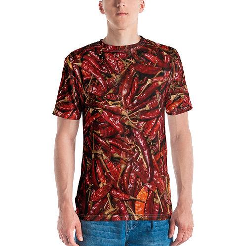 """Men's T-Shirt """"Hot Peppers"""""""