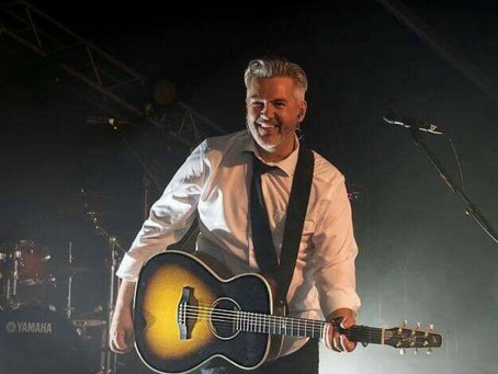 Tommy M med Håkon Banken show på Nabo'n