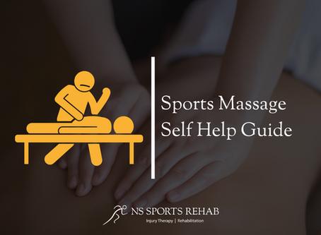 Sports Massage - Self-Help Guide
