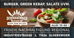 "Schwarzwald Häusle - ""Fast Food"" ohne Bullshit!"