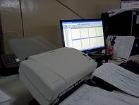 Digitalização de canhotos em PDF