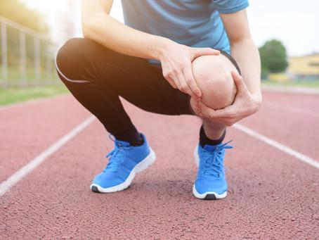 Il dolore al ginocchio nello sportivo