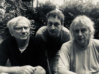 Pressefoto Kai & Funky von TON STEINE SCHERBEN mit GYMMICK Foto_Martin_Fürbringer_04_sW.JPG