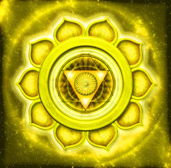 3. Chakra - Solarplexuschakra