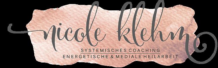 Nicle Klehm - Systemisches Coaching - Energetische & mediale Heilarbei