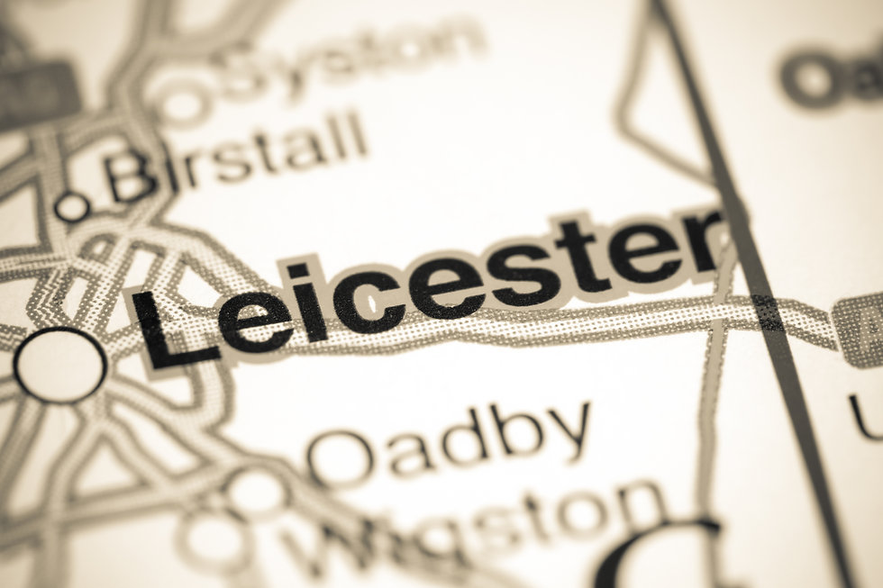 Leicester. United Kingdom on a map.jpg