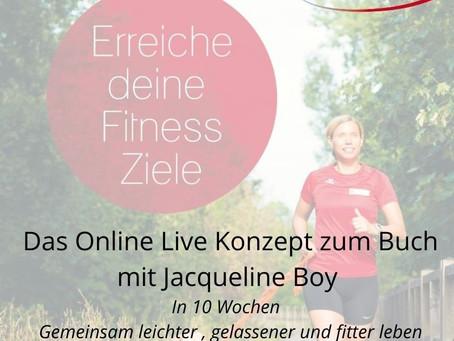 """10 Wochen """"ALL IN""""  der Online Kurs zum Buch"""