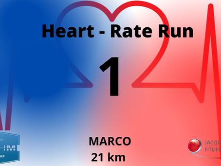 Heart-Rate Run  - individuell - exklusiv - sicher