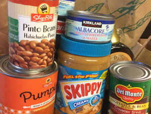 Preview of 12/7 Township Committee Meeting & 12 Days of Giving Food Drive!