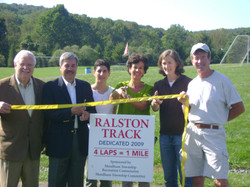 Track at Ralston Park