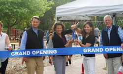 Ralston Playground Opening