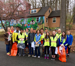 2017 Earth Day clean up