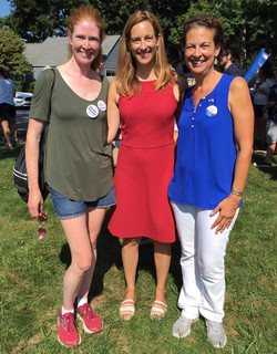Labor Day Parade with Mikie Sherrill