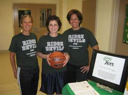 Helping Ridge HS raise funds
