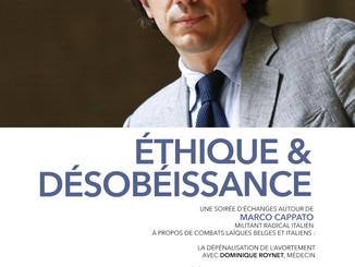 Éthique et désobéissance. Avec Marco Cappato