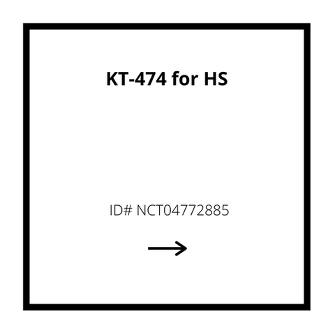 KT-474 for HS