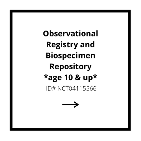 Observational Registry and Biospecimen Repository