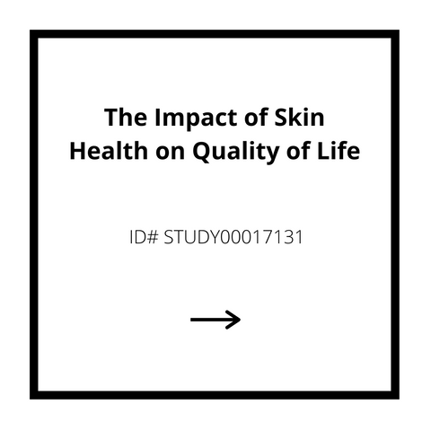 Impact of Skin Health on Quality of Life Survey