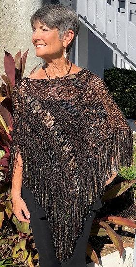 Ricki Levine - Handmade Poncho