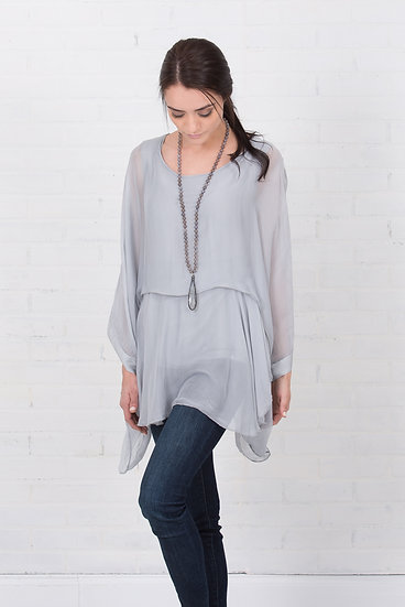 STONEYBROOK - 17556 OVER LAYER TUNIC
