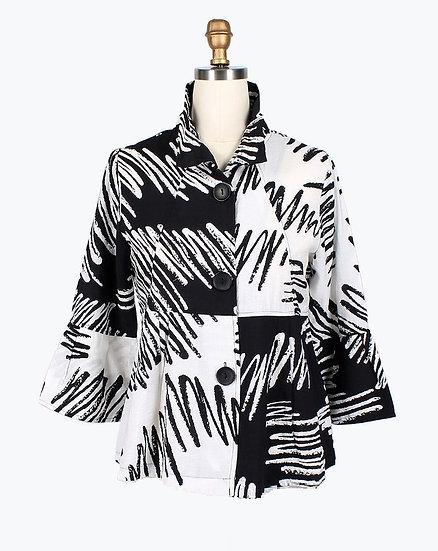 Damee - 4599 4Panel Short Jacket