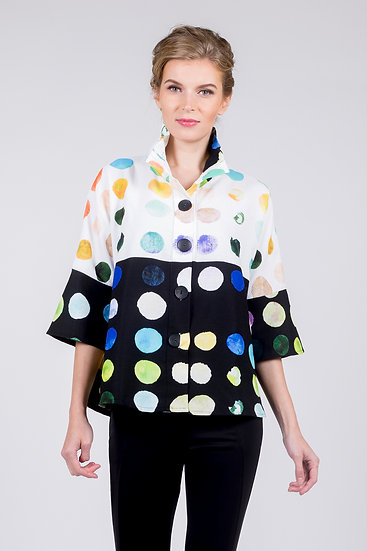 Damee - 4256 Dot Jacket