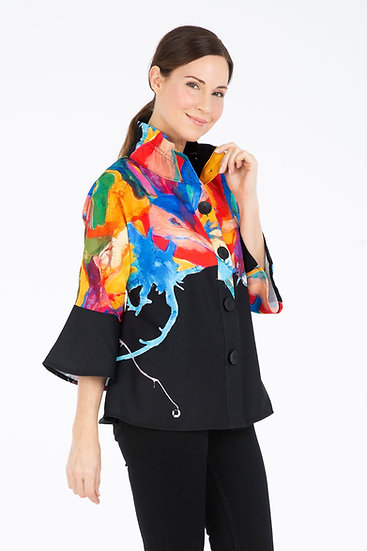 Damee - 4531 WATER PAINT JACKET