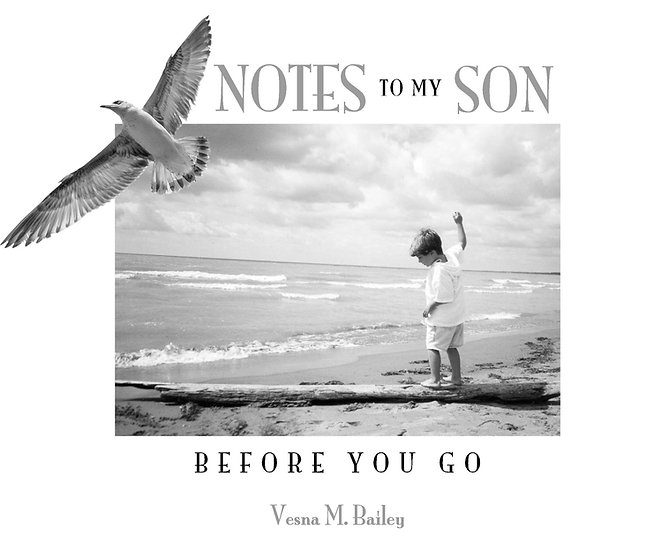 Notes to my Son Book