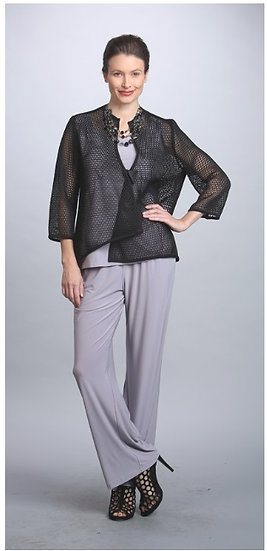 IC COLLECTION #7760P SOLID POCKET PANT