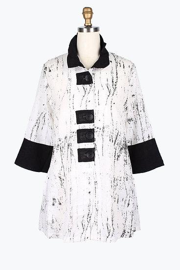 Damee - 4600 Paint Splash Jacket