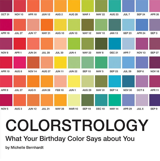 Colorstrology Book