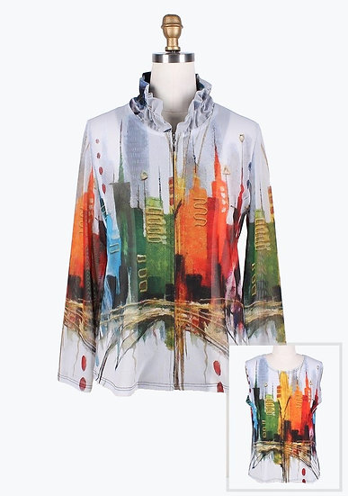 Damee - 31388J Bright City JACKET