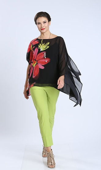 IC COLLECTION #1573T BIG FLOWER TOP