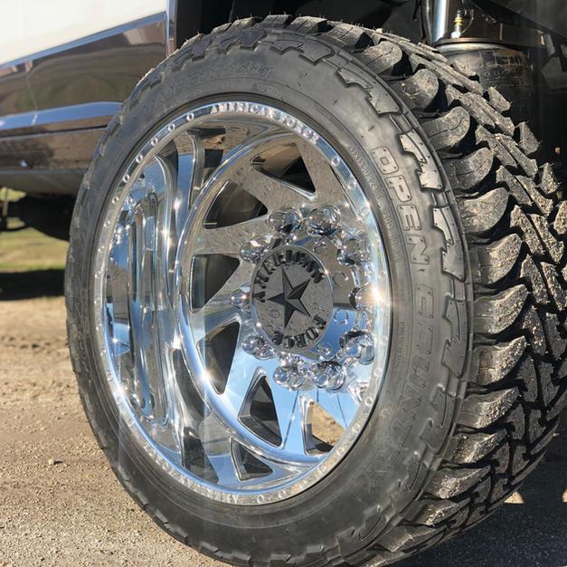 American Force Dually Wheels