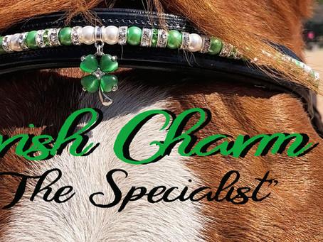 "FHE's Irish Charm – ""The Specialist"""