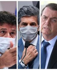 Ex-ministros da Saúde confirmam à CPI sabotagem de Bolsonaro na pandemia