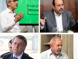 Sem 3ª via, Zema deve aliar-se ao PSDB e Kalil com PT para eleições 2022
