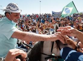 Bolsonaro copia modelo e obras de Lula para tentar se reeleger em 2022